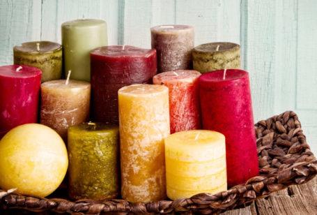 Бизнес по производству свечей на дому