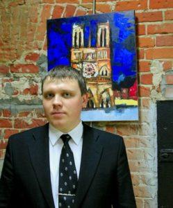 Юрист Павел Жданов
