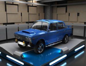 Тюнинг автомобилей в гараже