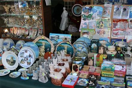 Продажа сувениров