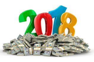 Куда вложить деньги в 2018