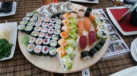 Суши ресторан