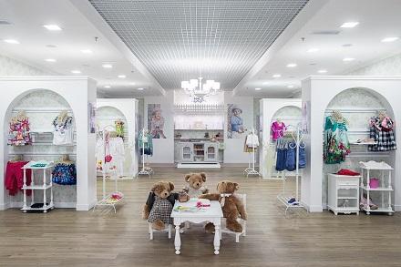 Открыть детский магазин