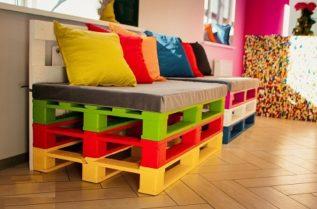 Мебель из паллет бизнес