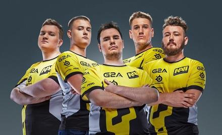 Команда в киберспорте