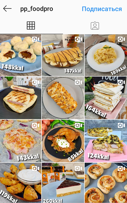 food-блог