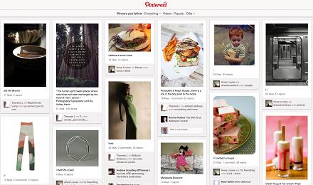 Pinterest бизнес