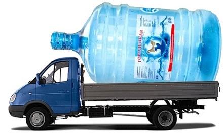 Газель доставка воды